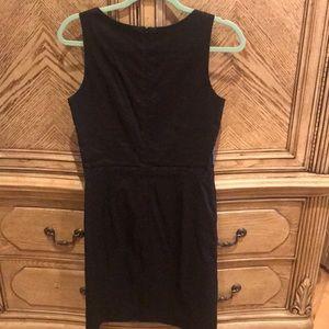 Dkny Dresses - DKNY black and blue dress